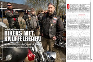 Bikers Against Child Abuse Nieuwe Revu