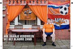 Hoe Oranje verdween uit een Amsterdamse volksbuurt Nieuwe Revu