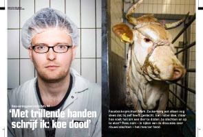 Zelf een koe slachten Nieuwe Revu
